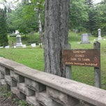Photo taken at Protestant Cemetery by Terry H. on 7/9/2013
