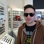 Photo taken at Sunglass Hut by Charlie G. on 3/21/2013