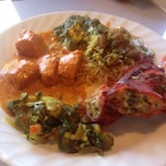 Photo taken at Bombay Indian Restaurant by Charlie G. on 9/5/2013
