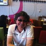 Photo taken at Trattoria Luna by George C. on 12/29/2012