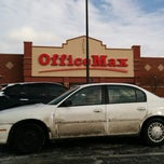 Photo taken at OfficeMax by Greg D. on 2/16/2015