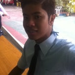 Photo taken at Guzman College Of Science & Technology by natha B. on 2/21/2013