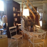 Photo taken at Regan and Smith Antiques by Anissa N. on 11/23/2012