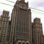 Photo taken at Смоленская-Сенная площадь by Нелли Р. on 7/19/2013