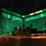 Photo taken at MGM Grand Hotel & Casino by Chris F. on 7/17/2013