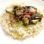 Photo taken at QUA-LI Noodle & Rice by Thomas I. on 8/17/2014