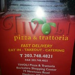 Photo taken at Tivoli Pizza by Benaiah M. on 7/3/2013