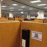 Photo taken at David Adamany Undergraduate Library Wayne State University by Chris C. on 2/13/2013