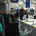 Photo taken at Gate C19 by Lori N. on 6/18/2013