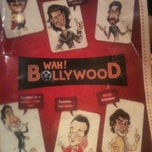 Photo taken at Wah Bollywood by Sunny K. on 11/8/2012