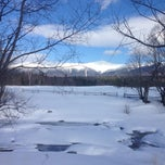 Photo taken at Bretton Woods Nordic Center by Shawn T. on 3/9/2015