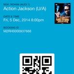 Photo taken at M2K Cinema by Vikesh G. on 12/5/2014