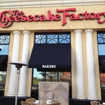 Photo taken at The Cheesecake Factory by Linda R. on 11/28/2011