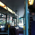 Photo taken at TfL Bus 328 by Ravit W. on 2/21/2012