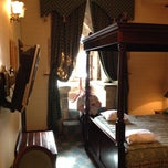 Photo taken at Langley Castle Hotel by Michael O. on 7/27/2014
