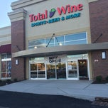 Photo taken at Total Wine & More by Cesar D. on 6/6/2014
