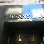 Photo taken at Tiffany & Co. by danniB on 12/13/2012