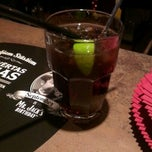 "Photo taken at Bārs ""Mojito"" by Laura O. on 9/22/2012"