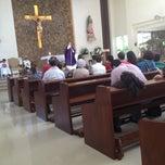 Photo taken at Iglesia San Judas Tadeo by Juan Carlos M. on 12/23/2012