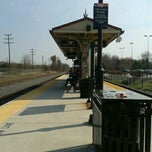 Photo taken at NJ Transit: Florence Station by Rich H. on 4/10/2013