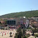 Photo taken at Cumhuriyet Meydanı by Abdulkadir D. on 4/27/2013