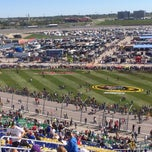 Photo taken at Kansas Speedway by Ryan on 10/5/2014