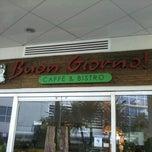 Photo taken at Buon Giorno! Caffe & Bistro by Corrine Emata | s. on 11/22/2012