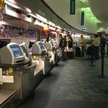 Photo taken at Terminal 1 by Tom R. on 2/11/2013