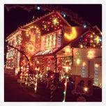 Photo taken at Koziar's Christmas Village by Jennifer F. on 12/14/2012