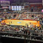 Photo taken at Roberto Clemente Coliseum by Zhure on 4/10/2013