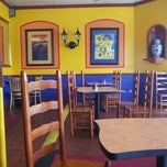 Photo taken at Burrito Factory by Sam M. on 9/21/2012