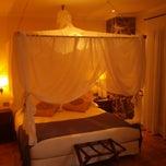 Photo taken at La Grava Hotel by Bernard K. on 7/17/2013