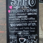 Photo taken at Jaho Coffee & Tea by Ivett P. on 3/25/2013