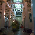 Photo taken at Pesantren Majmaal Bahrain Shiddiqiyyah by Agung P. on 9/19/2013