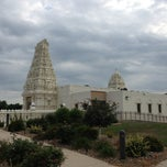 Photo taken at Hindi Temple Cultural Center by Andrew F. on 8/10/2013