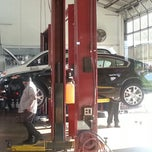 Photo taken at STS Tire & Auto Center - East Hanover by Mark P. on 4/26/2013
