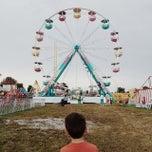 Photo taken at Tontitown Grape Festival by Brenton L. on 8/9/2014
