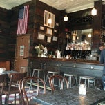 Photo taken at Post Office Whiskey Bar by Theron M. on 3/28/2013