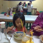 Photo taken at Baso Keju Ayu by Nadzwa A. on 11/11/2012