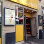 Photo taken at McDonald's by Mathias H. on 7/10/2013