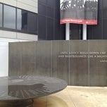 Photo taken at Civil Rights Memorial Center (SPLC) by Matt W. on 4/5/2013