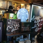 Photo taken at Starbucks by Ligia M. on 3/23/2013