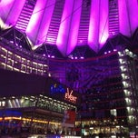 Photo taken at CineStar Original im Sony Center by burak k. on 2/10/2013