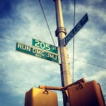 Photo taken at RUN DMC JMJ Way by Kohei T. on 12/15/2012