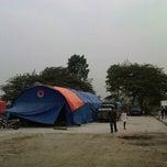 Photo taken at Tanah Karo Simalem Sinabung Mount ☂Village by Pungki A. on 3/1/2014