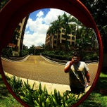 Photo taken at Peremba Square by Jelly L. on 3/27/2015