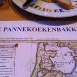 Photo taken at De Pannekoekenbakker by Christel V. on 10/21/2012