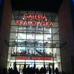 Photo taken at Galeria Krakowska by Dmitry K. on 11/14/2012