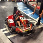 Photo taken at K1 Speed Phoenix by Brandon Z. on 5/5/2013