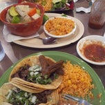 Photo taken at Tío Luis Tacos by Lisa C. on 3/30/2013